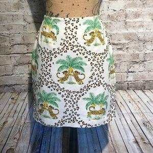 leggiadro Skirts - EUC Leggiadro funky fabulous cheetah skirt 6